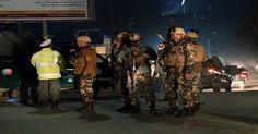 Talibãs reivindicam autoria de atentado com carro-bomba à Embaixada da Espanha
