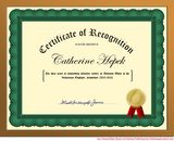 This certificate has 9 of the 11 parts of a certificate described on this page.