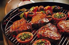 Labor Day will be the time when grilling experts will show their best grilling skills!