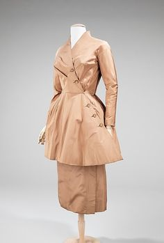 Dinner Dress  Charles James, 1954  The Metropolitan Museum of Art