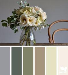 Flora Palette   Design Seeds