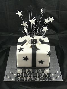 18th Birthday Cake For Boys Ideas