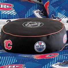 NHL® Round Cushion - Sears