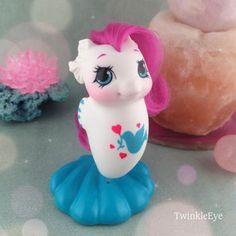 My Little Pony Baby Sea Pony Truly custom made by TwinkleEye ...