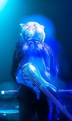 Slipknot, Guitar, Live, Guitars
