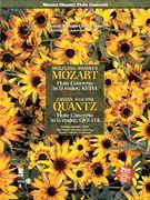 Mozart - Flute Concerto No. 2 in D Major, K. 314; Quantz - Flute Concer