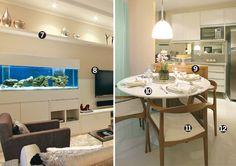 12 ideias para ampliar ambientes pequenos