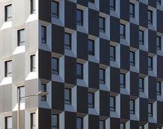 Fassadendetail, © Deirdre Zipp