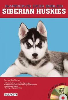 Widely respected by dog experts, Barron's Dog Bibles are breed-specific books that present veterinarian-approved advice and information on all aspects of canine care. First-time dog owners will learn