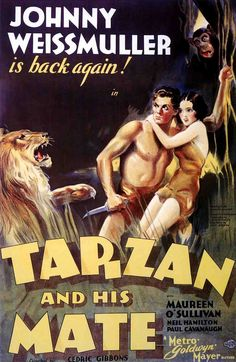 TARZAN AND JANE. HE MARRIED LUPE VELEZ AND SHE WAS MIA FARROWS MUM. THE HOKEY POKEY MAN AND AN INSANE HAWKER OF FISH BY CONNIE DURAND. AVAILABLE ON AMAZON KINDLE.