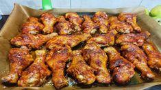 Vynikajúci recept na extra chrumkavé a jemné kuracie stehienka z youtube, ktoré chutia celkom ako z grilu. Tajomstvo je v marináde, stačí, aby ste v nej mäsko nechali len 30 minút.Potrebujeme:20 kusov kuracích stehien dolnýchSoľ … Meatloaf, Chicken Wings, Grilling, Kitchen, Recipes, Buffy, Youtube, Meat, Easy Meals