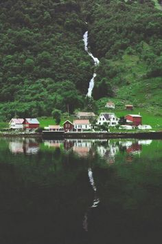 22 Jaw Dropping Places to See in Norway, Fjords Places To Travel, Places To See, Travel Destinations, Places Around The World, Around The Worlds, Voyage Europe, Lofoten, The Great Outdoors, Wonders Of The World
