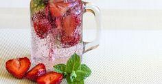 Resep Membuat Minuman Stroberi Splash