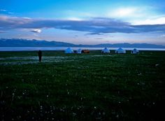 Song Kul Lake #Kyrgyzstan #nature