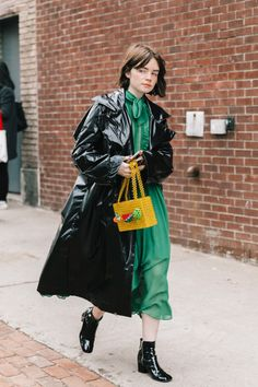 Best Street Style Looks of NYFW Fall 2018 – The Fashion Medley