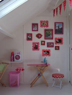 aaahhh must make a mini laundry room