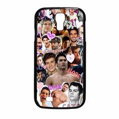 Teen Wolf Dylan O Brien Collage 2 Samsung Galaxy S4 Case