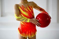 Body ginnastica ritmica design bellissimo