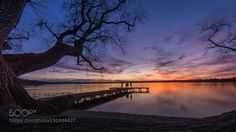 Framed Sunset by DirkRo. Please Like http://fb.me/go4photos and Follow @go4fotos Thank You. :-)