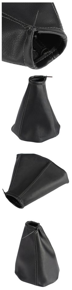 EDFY-5 Speed Leather Gear Shift Gaiter for Astra MK4 G Vauxhall Opel 1998-2009 02 06