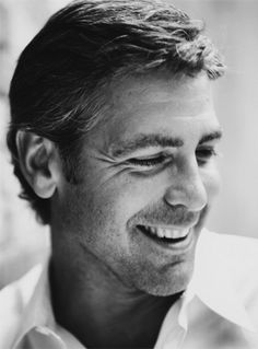 George Clooney, or as I like to call him, the silver fox.