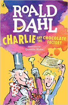 "(Classic Children's Books). Dahl, R., & Blake, Q. (2013). ""Charlie and The Chocolate Factory"". New York: Puffin Books, an imprint of Penguin Group (USA) Inc. Awarded: Millennium Children's Book Award and Blue Peter Book Award. (Grades 3-7). This book tells the story of a famous Candy Factory and the 5 lucky children who get to visit it. This book brings you to a fantasy world, but manners a good hearted people are still appreciated. Jessica Behrens"