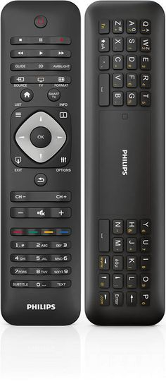 Philips 46PFL7007 Remote Product Design #productdesign