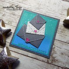 Karten-Kunst » Weihnachtspost