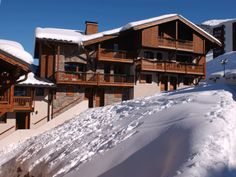 Chalet Emily with Ski Weekends for short ski breaks to the Alps
