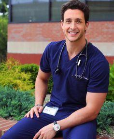 Hot Doctor, Male Doctor, Dr Mike Varshavski, Medical Photography, Male Nurse, Just Beautiful Men, Handsome Faces, Men In Uniform, Fine Men