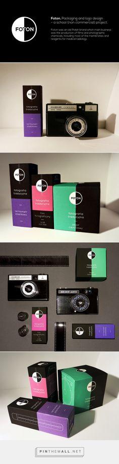 Foton Packaging by Katarzyna Wieteska on Behance | Fivestar Branding – Design and Branding Agency & Inspiration Gallery