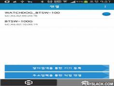 SmartWatch - Watchdog  Android App - playslack.com ,  SmartPhone Friend - Watchdog!!