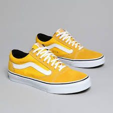Vans TNT 5 - Yellow