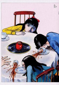 (Kazuo Umezu)楳図かずお