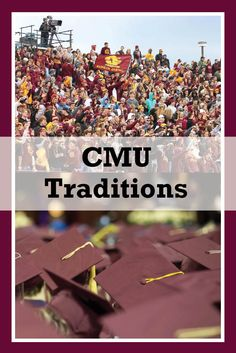 From Greek Week to powwows and the CMU Fight Song, we have a number of special events and ways that we show our Chippewa pride at Central Michigan University. Click the link to discover the many traditions that live on year after year on campus and in the Mount Pleasant community. Fire Up, Chips!  Top photo by: Samantha Madar Bottom photo by: Daytona Niles
