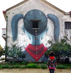 by Seth in Fengjing, China, 4/16 (LP)