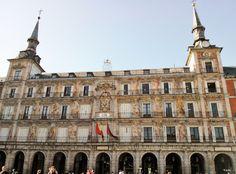 Casa de la Panadería  (Plaza Mayor)
