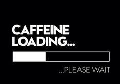 Anyone else need a hit of caffeine before starting the day?