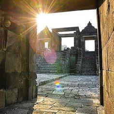 #Repost @edaccessible:Photo by @sukiminthio  Ratu Boko is an archaeological site known to modern Javanese as Kraton Ratu Boko or Ratu Boko's Palace. Ratu Boko is located on a plateau about three kilometres south of Lara Jonggrang Prambanan temple complex in Yogyakarta Indonesia  #love #TagsForLikes #TagsForLikesApp #instagood #me #smile #follow #cute #photooftheday #tbt #followme #girl #beautiful #happy #picoftheday #instadaily #food #swag #amazing #TFLers #fashion #igers #fun #summer…
