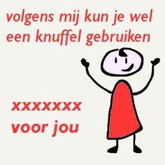 knuffeltje plaatjes: volgens mij kun je wel een knuffel gebruiken van liefdesgedichten-liefdesgedicht.nl