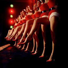 "retrogasm: "" Rockettes… """
