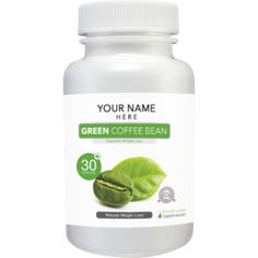 Private Label Green Coffee Bean Capsules & Contract Manufacturers