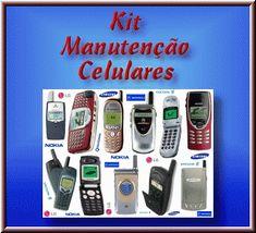 Kit Celulares Biblioteca do Tecnico. Veja em detalhes no site http://www.mpsnet.net/G/121.html via @mpsnet Material de consulta para tecnicos e pessoas que fazem manutenção e consertos de celulares. Veja em detalhes neste site