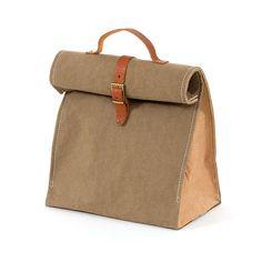 Uashmama Lunch Bag Grey