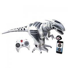 Roboraptor X - Twój nowy kompan ze sztuczną inteligencją.  #roboraptor #robot #zdalniesterowane