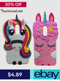 For Xiaomi Redmi 5 Plus Unicorn Case Cartoon Soft Silicone Phone Cover Skin