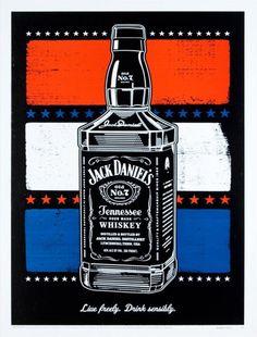 Jack Daniels #AmericanAs