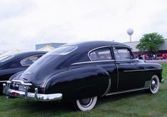 1949 Chevy Deluxe fastback, always loved these cars