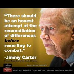 #NoWarWithIran #DemsWantPeace #VoteBlue2016 #UniteBlue American Photo, Nuclear Deal, Jimmy Carter, Former President, Einstein, Presidents, Life Quotes, United States, Peace