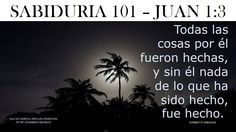 JUAN 1:3 - ISLA LES SAINTES - ANTILLAS FRANCESA - PIC BY: JOHANNITA MORALES